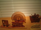 木工作品展示(愛木会)